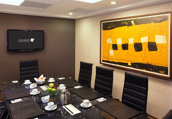 JW Marriott Hotel Mexico City Santa Fe Meeting room