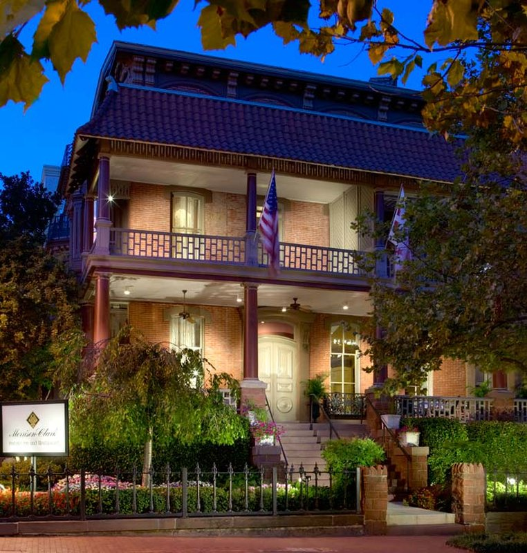 Morrison-Clark Historic Inn & Restaurant - Washington, DC