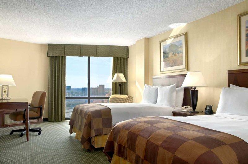 Hilton Houston Southwest Szobakilátás