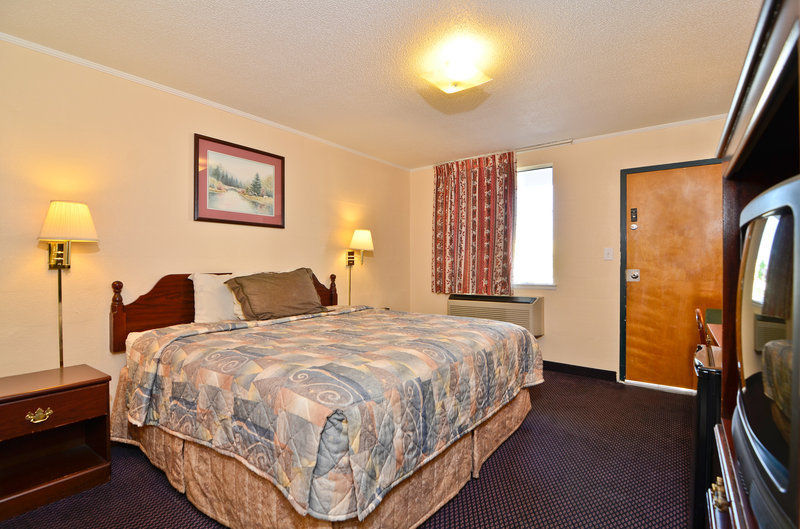 Americas Best Value Inn-St. George