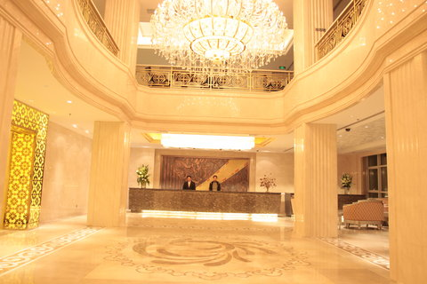 Royal Phoenix Hotel Beijing - Front Desk