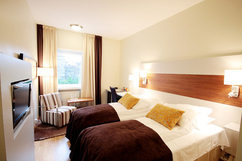 Thon Hotel Saga - Standard Room Double