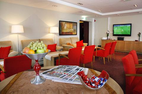 Thon Hotel Saga - Lounge