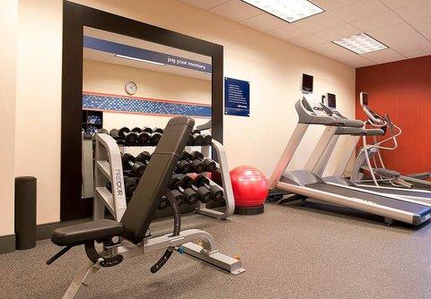 Hampton Inn - Suites Nashville-Vanderbilt-Elliston Place - Fitness Center