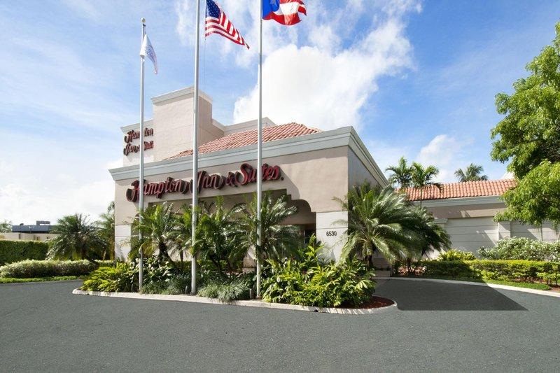 Hampton Inn & Suites San Juan Buitenaanzicht
