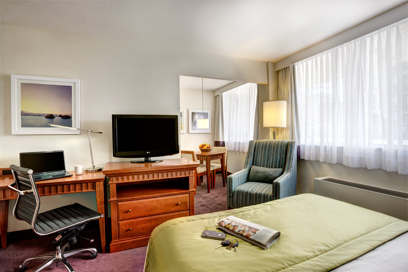Residence Inn Montreal Westmount Vista do quarto