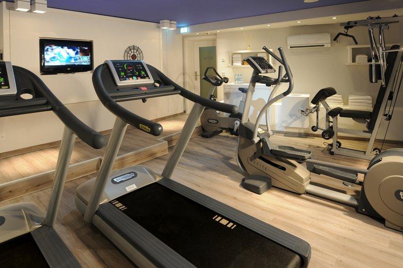 Hotel Indigo Berlin - Ku´damm Clube de fitness