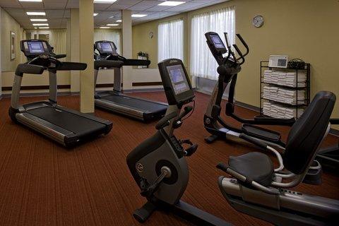 Hyatt Place New York Midtown South - Fitness Center