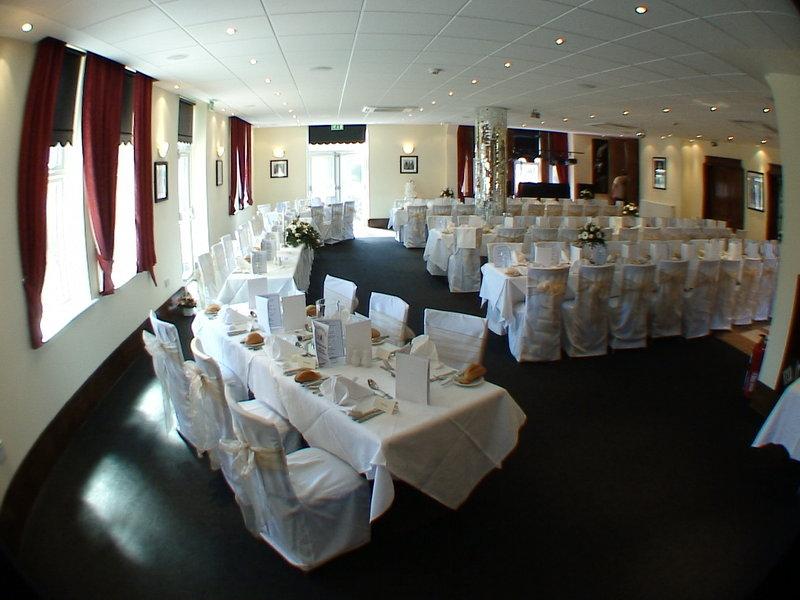 Harefield Manor Hotel BallRoom