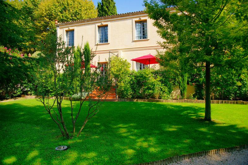 Villa Gallici Außenansicht