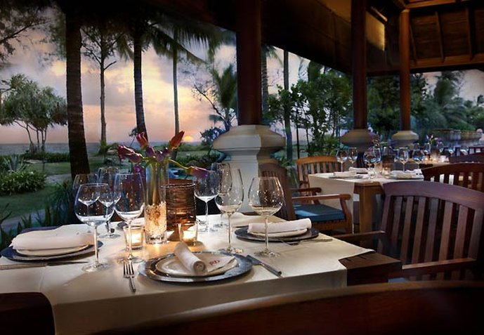 JW Marriott Phuket Resort & Spa Gastronomi