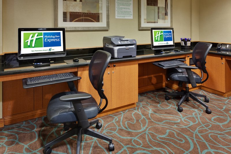 Holiday Inn Express Hotel & Suites San Francisco-Airport North Outros