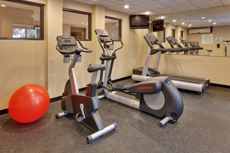 Holiday Inn Express Hotel & Suites San Francisco-Airport North Clube de fitness