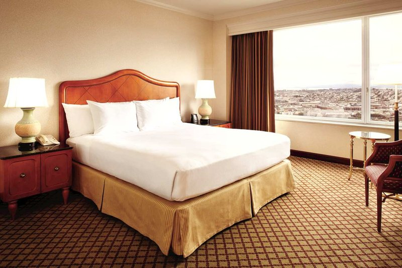 Hilton San Francisco View of room