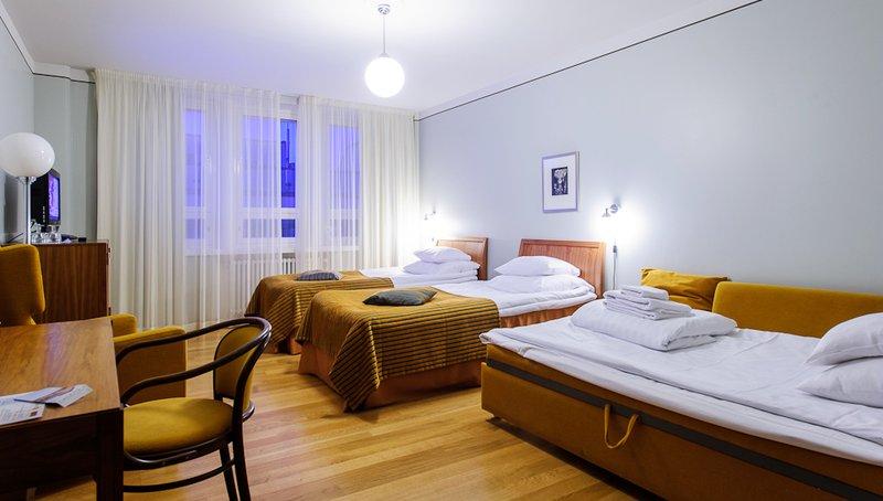 Solo Sokos Hotel Aleksanteri View of room