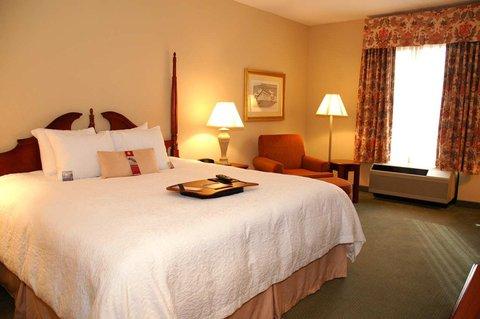 Hampton Inn & Suites Nashville - Green Hills - King Bed Accessible Guestroom