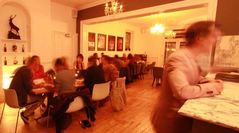 Hertford House Hotel Gastronomi