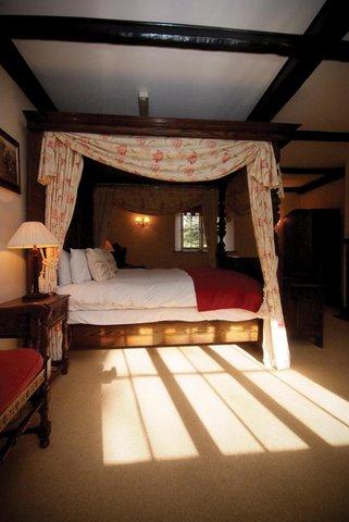 BEST WESTERN Cwrt Bleddyn Hotel & Spa - Cwrt Bleddyn Hotel Bedrooms OP