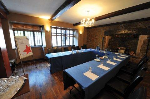 BEST WESTERN Cwrt Bleddyn Hotel & Spa - Cwrt Bleddyn Hotel Meetings