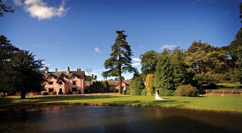 BEST WESTERN Cwrt Bleddyn Hotel & Spa - Cwrt Bleddyn Hotel Wedding Events