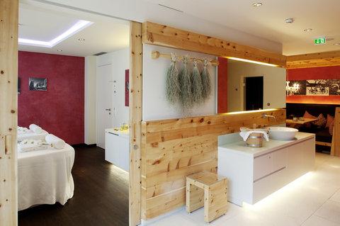 Kempinski Hotel Das Tirol - Mountain Health Spa  Kitz Spa Suite