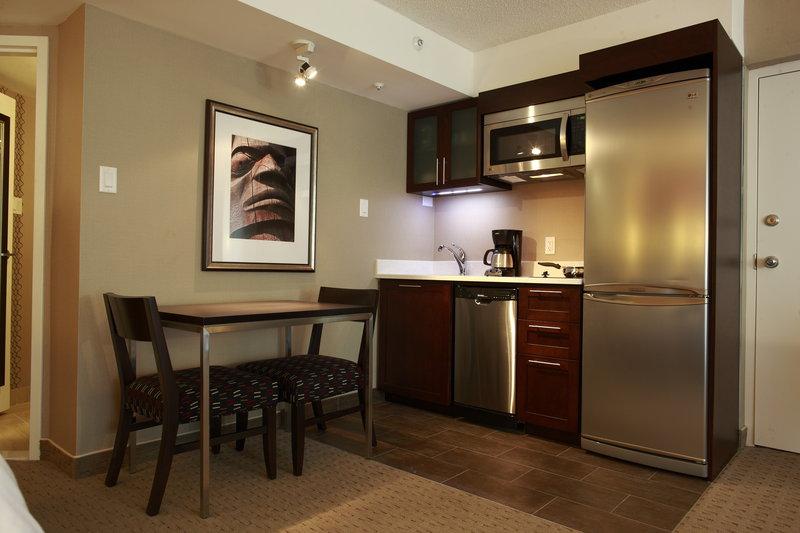 Residence Inn Vancouver Downtown Pokoj
