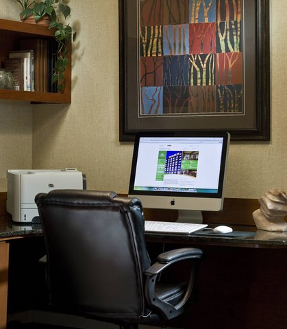 Courtyard By Marriott Burlington Harbor Hotel - Business Center