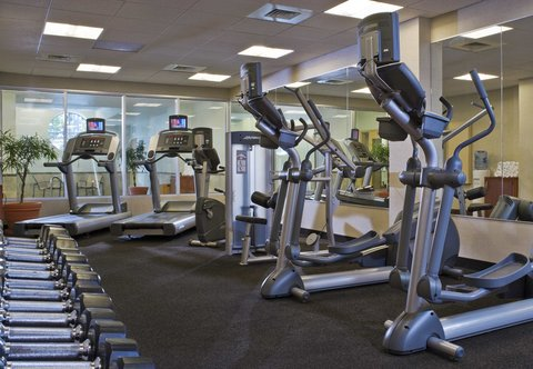 Courtyard By Marriott Burlington Harbor Hotel - Fitness Center