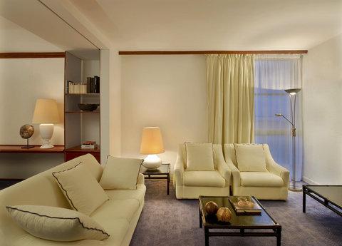 Le Meridien Douala - Senior Suite - Living Room