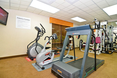 Holiday Inn Express ATLANTA NE - I-85 CLAIRMONT - Fitness Center