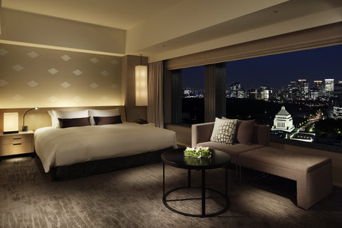 The Capitol Hotel Tokyu - Deluxe King
