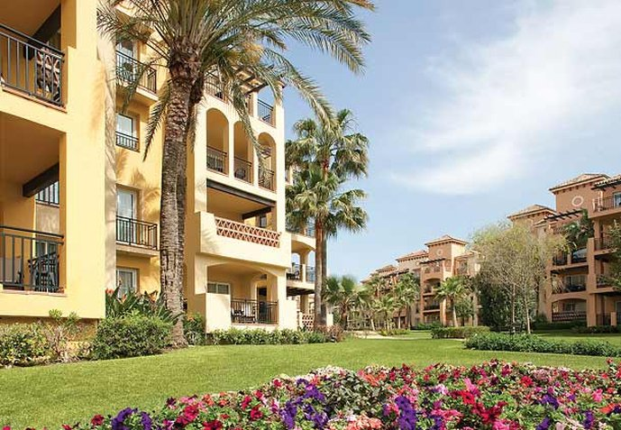 Marriott's Marbella Beach Resort Außenansicht