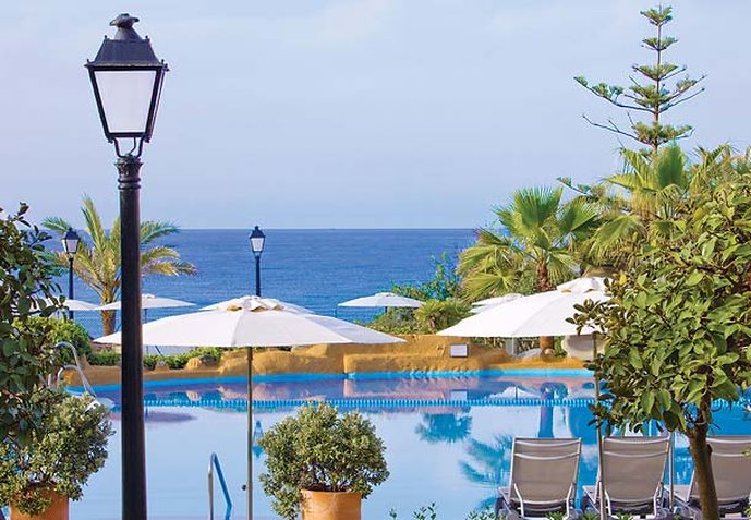 Marriott's Marbella Beach Resort Außenansicht