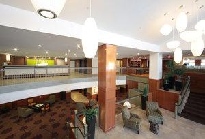 Lobby - Hilton Garden Inn University Place Pittsburgh