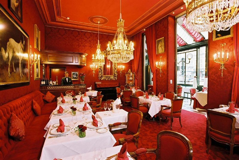 Hotel Sacher Wien Bar/Lounge