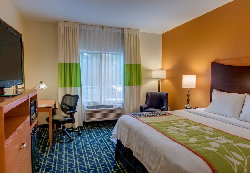 Fairfield Inn Seattle Bellevue Zimmeransicht