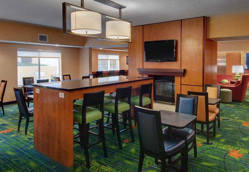 Fairfield Inn Seattle Bellevue Gastronomie