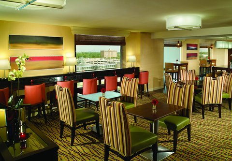 Chicago Marriott O'Hare Hotel - Concierge Lounge