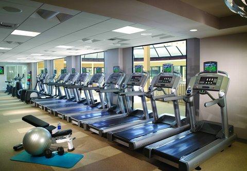 Chicago Marriott O'Hare Hotel - Fitness Center