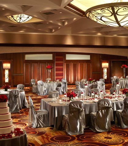 Chicago Marriott O'Hare Hotel - Meeting Space - Social Event