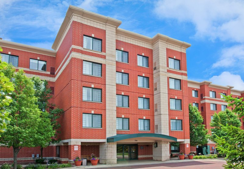 RESIDENCE INN OAK BRK MARRIOTT