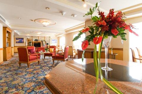 Montien Hotel Riverside - Club CLounge
