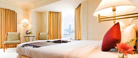 Montien Hotel Riverside - Deluxe Corner Room