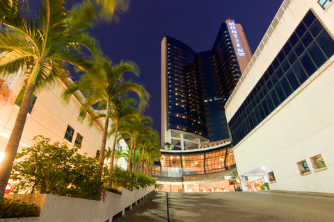Montien Hotel Riverside - Hotel Exterior