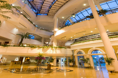 Montien Hotel Riverside - Lobby