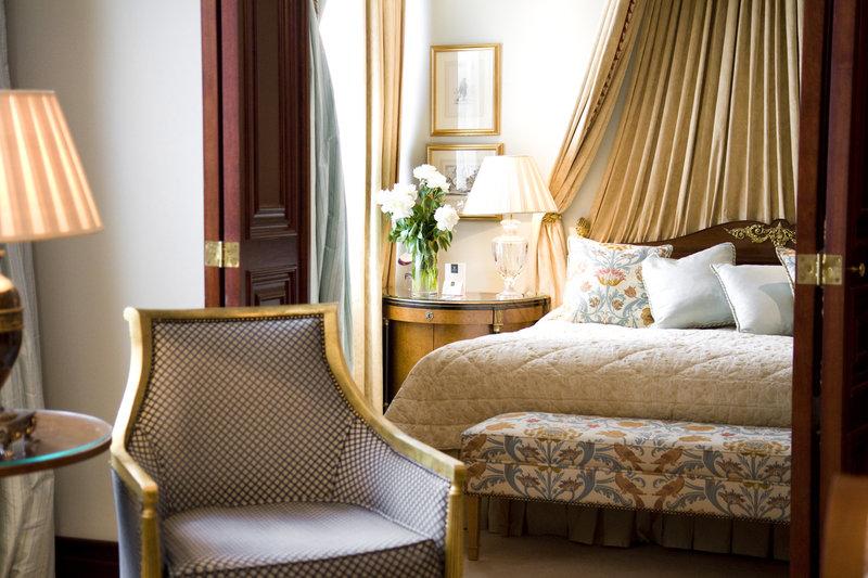 Hotel Kämp, Helsinki Svit