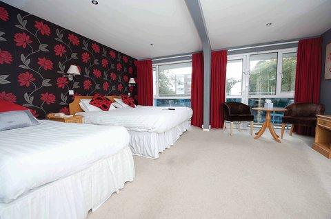BEST WESTERN Hotel Gleneagles - Hotel Gleneagles Bedrooms