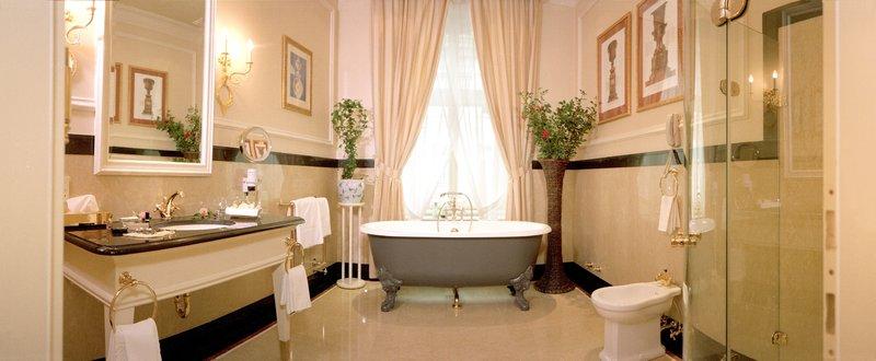 Hotel Sacher Wien Zimmeransicht