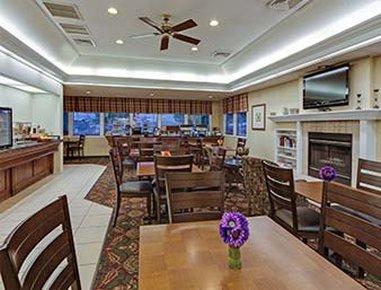 Hawthorn Suites By Wyndham Dearborn/Detroit MI - Breakfast Area