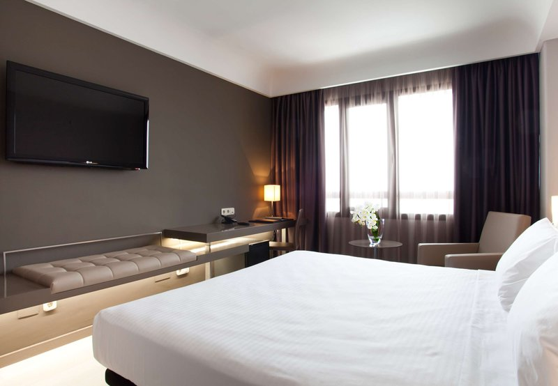 AC Hotel Iberia Las Palmas Zimmeransicht